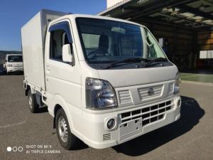 日産 NT100クリッパートラック GX ETC・キーレスキー・PW・2スピーカー・保冷庫・リーフ増し