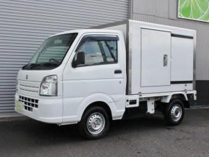スズキ キャリイトラック  保冷車・3AT・キーレス・エアコン・パワステ・パワーウィンドウ・エアバック