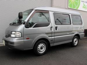 マツダ ボンゴバン GL 4AT・エアコン・パワステ・パワーウィンドウ・集中ドアロック・低床・2人乗り