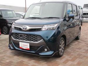 トヨタ タンク カスタムG-T スマアシ 両側パワースライドドア ナビ