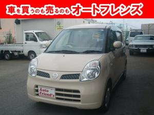 日産 モコ E HナビTVフル装備軽自動車安心整備車検2年付総額40万円