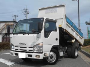 いすゞ エルフトラック ダンプ 3t