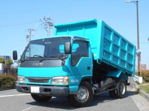 いすゞ エルフトラック 深ダンプ 3150kg