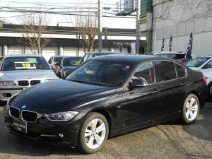 BMW 3シリーズ 320i xDrive スポーツ ACC 1オーナー 赤革