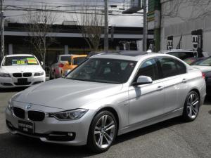 BMW 3シリーズ アクティブハイブリッド3 スポーツ サンルーフ バックカメラ
