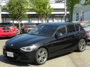 BMW 1シリーズ M135i 赤革シート HDDバックカメラ 付属品スペアキー