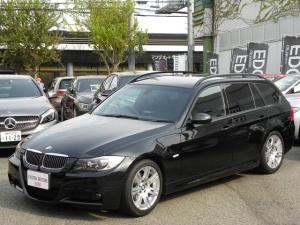 BMW 3シリーズ 325iツーリング MスポーツP 17インチ 6気筒エンジン