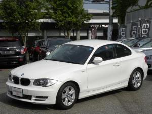 BMW 1シリーズ 120i 1オーナー キセノン ETC 取説付属品スペアキー