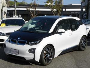 BMW i3 ベースグレード ワンオーナー 純正19インチアルミ LEDヘッドライト 純正HDDナビ バックカメラ アクティブクルーズコントロール ドライビングアシストプラス コンフォートアクセス 記録簿28.29.30.1.2年