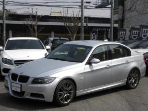 BMW 3シリーズ 335i Mスポーツパッケージ 3リッターターボエンジン Mフルエアロ 18インチアルミ ベージュレザー シートヒーター ミラーETC  コンフォートアクセス リアパワーカーテン 正規ディーラー車 取説保証書 付属品スペアキー