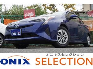 トヨタ プリウス S SDナビBTクルコン電格セーフティセンス