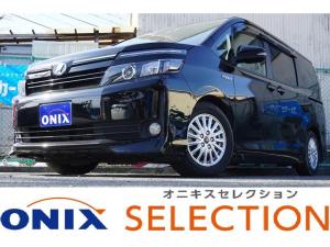トヨタ ヴォクシー ハイブリッドV オニキスセレクション12か月保証 10インチナビ クルコン オートHB 電格シートヒーター