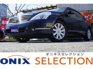 日産 ティアナ 250XV HDDフルセグBTビルトインPシート