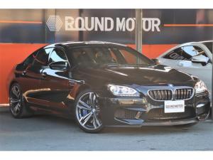 BMW M6 グランクーペ 1年保証付 軽減B 20AW・ナビ・TV・BT・USB・ドラレコ・ミラーETC・360カメラ・HUD・LKA・スマートキー・イージークローザ・LED・カーボンルーフ・革&アルカンターラルーフライナー