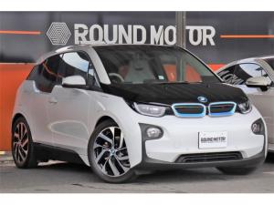 BMW i3 レンジ・エクステンダー装備車 ・ナビ・Bカメラ・ETC・BT・USB・AUX・スマートキー・19AW・シートヒーター・衝突軽減ブレーキ・追従クルーズコントロール・ハーフレザーシート・LEDヘッドライト・前後ソナー