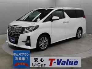 トヨタ アルファード 2.5S Aパッケージ タイプブラック ナビ ムーンルーフ