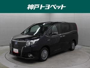 トヨタ エスクァイア ハイブリッドGi ブラックテーラード SDナビ TSS-C