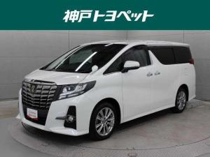 トヨタ アルファード 2.5S Aパッケージ タイプブラック 8型ナビ PCS