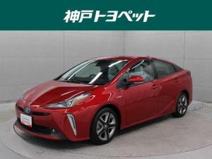 トヨタ プリウス Aプレミアム ツーリングセレクション 本革 JBL ETC
