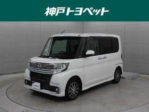 ダイハツ タント カスタムX トップエディションリミテッドSAIII SDナビ