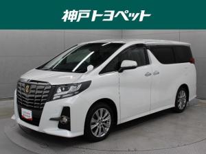 トヨタ アルファード 3.5SA タイプブラック 9型ナビ 後席TV バックカメラ