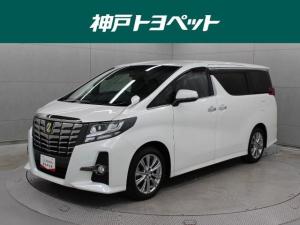 トヨタ アルファード 2.5S Aパッケージ タイプブラック 11型ナビ 後席TV