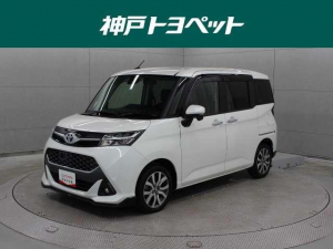 トヨタ タンク カスタムG-T ナビ バックカメラ シートヒーター SAII