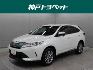 トヨタ ハリアー プレミアム SDナビ バックカメラ ETC ICS TSS-P