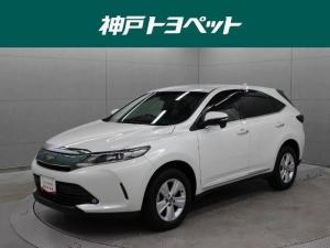 トヨタ ハリアー エレガンス ETC ICS TSS-P