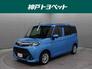 トヨタ タンク X S 9型ナビ バックカメラ ETC シートヒーター SAII