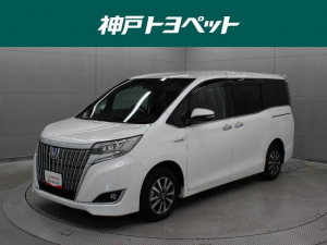 トヨタ エスクァイア ハイブリッドGi プレミアムパッケージ TSS-C