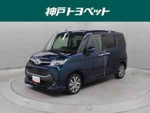 トヨタ タンク カスタムG-T 9型ナビ 全周囲 ETC シートヒーター LED SAIII