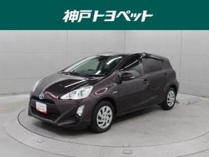 トヨタ アクア Gブラックソフトレザーセレクション CD ETC シートヒーター 社外HID