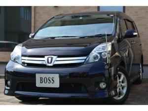 トヨタ アイシス プラタナ Vセレクション ユーザー買取 両側PSD 後席M