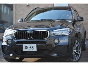BMW X5 xDrive 35d Mスポーツ ワンオーナー サンルーフ 本革シート 電動リアゲート ユーザー買取 LEDヘッドライト インテリジェントセーフティ 純正HDDナビ フルセグTV 全席シートヒーター 全方位カメラ ソナーセンサー