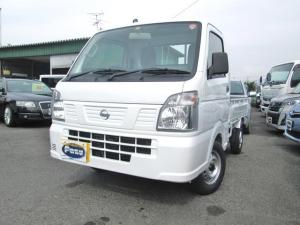 日産 NT100クリッパートラック DX農繁仕様4WD エアコンパワステ5速マニュアル