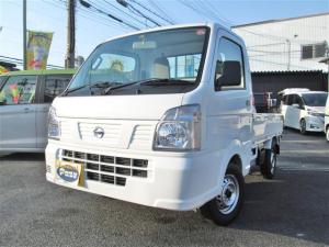 日産 NT100クリッパートラック DX純正ゴムマット オートマパワステ