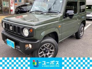 スズキ ジムニー XC背面タイヤデュアルセンサーブレーキLEDヘッド