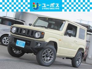 スズキ ジムニー XC 4WD AT車 届出済未使用車