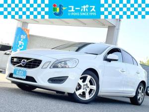 ボルボ S60 T4 純正ナビTV セーフティー/レザーPKG