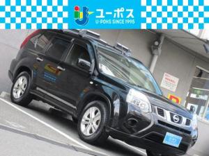 日産 エクストレイル 20X 4WD カブロンシート ディスチャージヘッドランプ Rカメラ スマートキー 4WD シートヒーター 純正アルミホイール