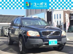 ボルボ XC90 2.5T 4WD サンルーフ 本革シート クルコン