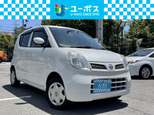 日産 モコ S SDナビ・禁煙車