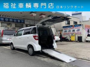 ホンダ ゼスト 福祉車両 スローパー 全国1年保証