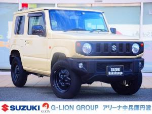 スズキ ジムニー XL セーフティサポート装着車 モニター付きオーディオ アップルカープレイ アンドロイドオート対応 バックカメラ ETC シートヒーター パートタイム4WD スマートキー