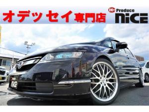 ホンダ オデッセイ M・新品車高調 新品19アルミ フルセグ ETC HID