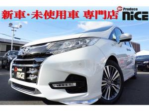 ホンダ オデッセイ アブソルート・ホンダセンシング新車 Bカメラ ETC2.0