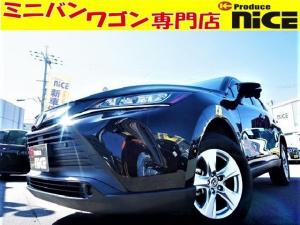 トヨタ ハリアー S ディスプレイオーディオ・エントリーナビ・ドラレコ・フロアマット・ドアバイザー・トヨタセーフティセンス・バックカメラ・レーダークルーズコントロール・衝突軽減ブレーキ・USB電源・LEDヘッドライト