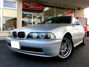 BMW 5シリーズ 後期525iハイライン 黒革 ナビ クルコン Mスポーツ仕様
