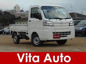 トヨタ ピクシストラック スタンダード 5速マニュアル パワーステアリング エアコン 運転席エアバッグ ラジオ